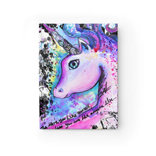 Load image into Gallery viewer, Unicorn Journal - Ruled Line