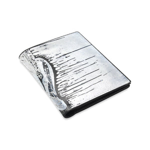 Silver Buddha Men's Wallet