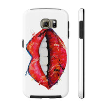 Load image into Gallery viewer, Red Lips Phone Case