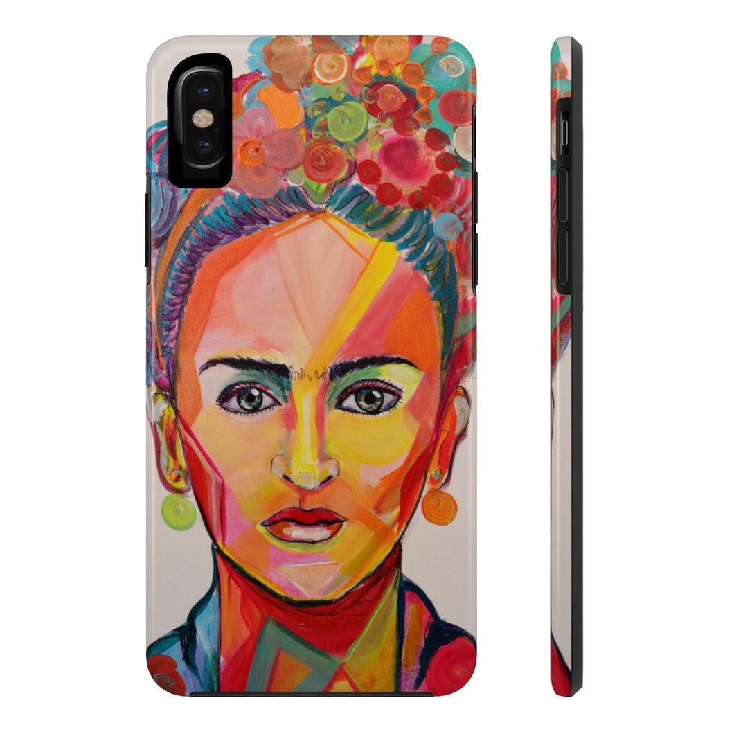 Frida Tough Phone Cases