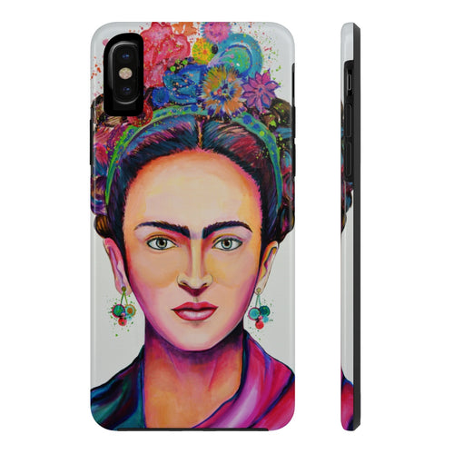 Frida 1 Tough Phone Cases