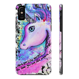 Unicorn Tough Phone Cases