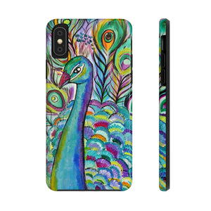Peacock Phone Case
