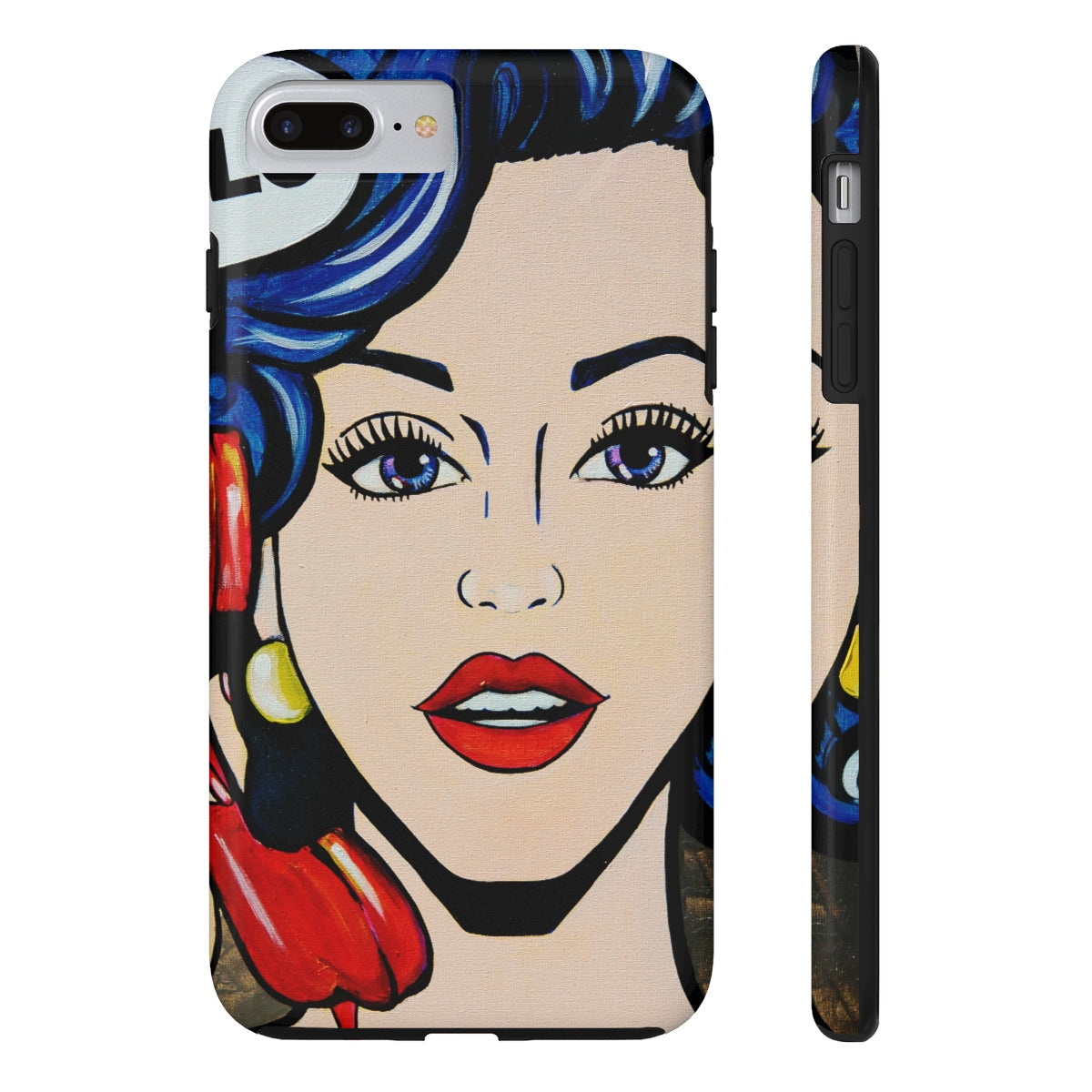 Pop Art 1 Tough Phone Cases