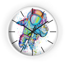 Load image into Gallery viewer, Astronaut 1 Wall clock