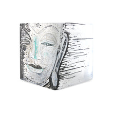 Load image into Gallery viewer, Silver Buddha Men's Wallet