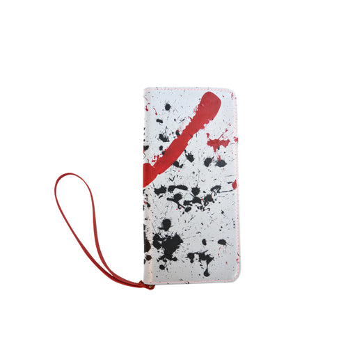 Abstract 1 Clutch Wallet