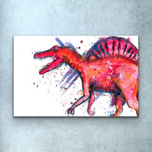 Load image into Gallery viewer, Spinosaurus Print