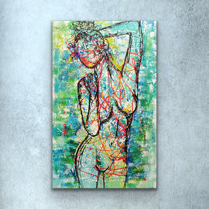 Naked Truth Print