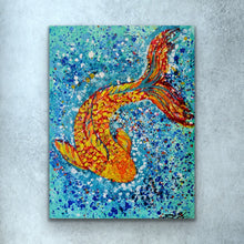 Load image into Gallery viewer, Koi Fish Print