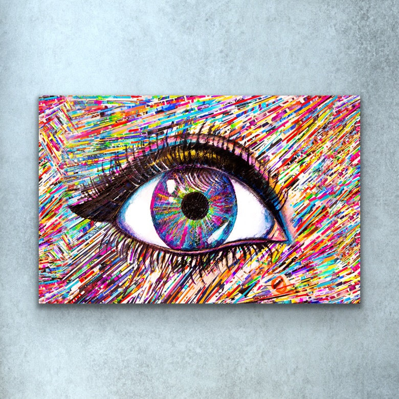 Eye of the Universe Print
