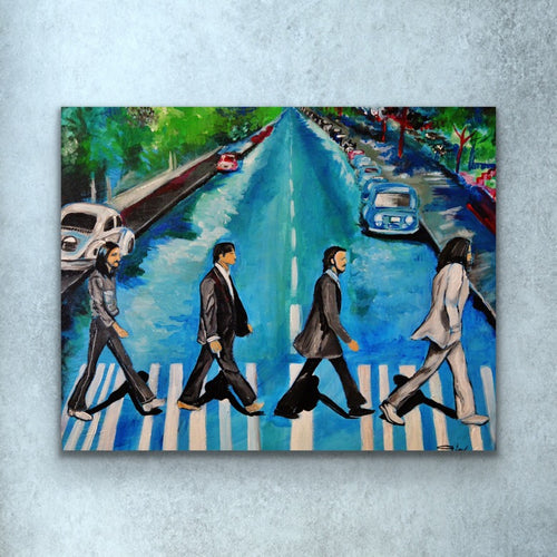 Abbey Road Print