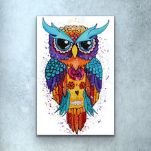 Load image into Gallery viewer, Fiesta Owl Prints