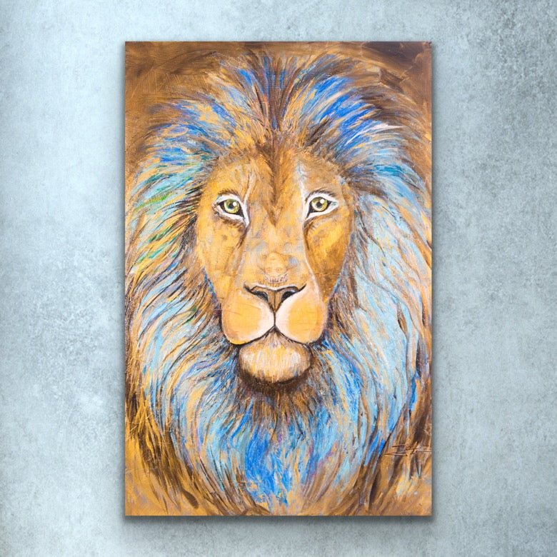 Queen of Lions Prints