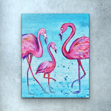 Load image into Gallery viewer, Flamingo Prints