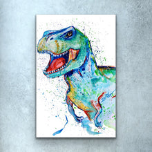Load image into Gallery viewer, T-Rex Print
