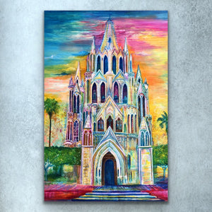 San Miguel Cathedral Print