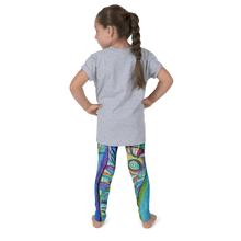 Load image into Gallery viewer, Peacock Leggings