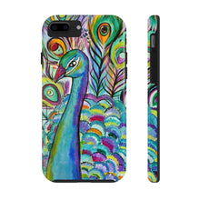 Load image into Gallery viewer, Peacock Phone Case