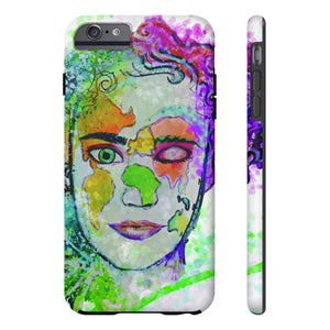 World Face Tough Phone Cases