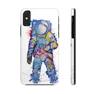 Astronaut 2 Tough Phone Cases