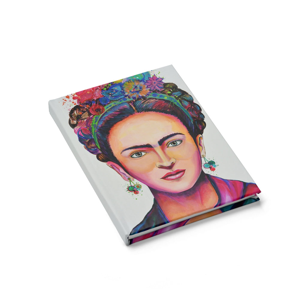 Frida 2 Journal - Ruled Line