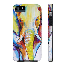 Load image into Gallery viewer, Elephant 2 Tough Phone Cases