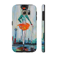 Load image into Gallery viewer, Fashion Girl Tough Phone Cases