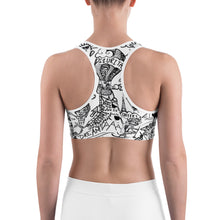 Load image into Gallery viewer, 1 World Sports Bra