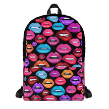 Load image into Gallery viewer, Kiss Backpack