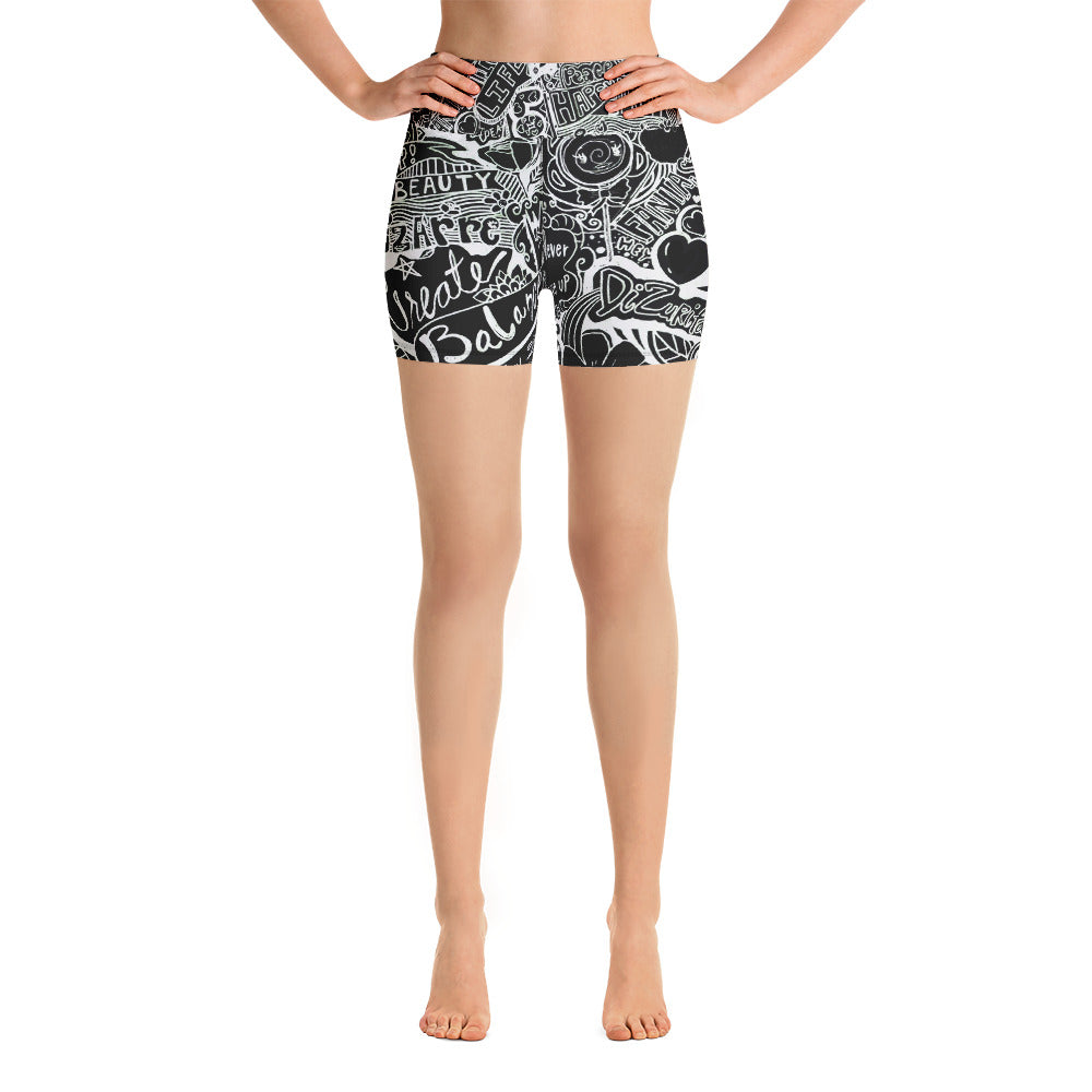 2 Relax Yoga Shorts