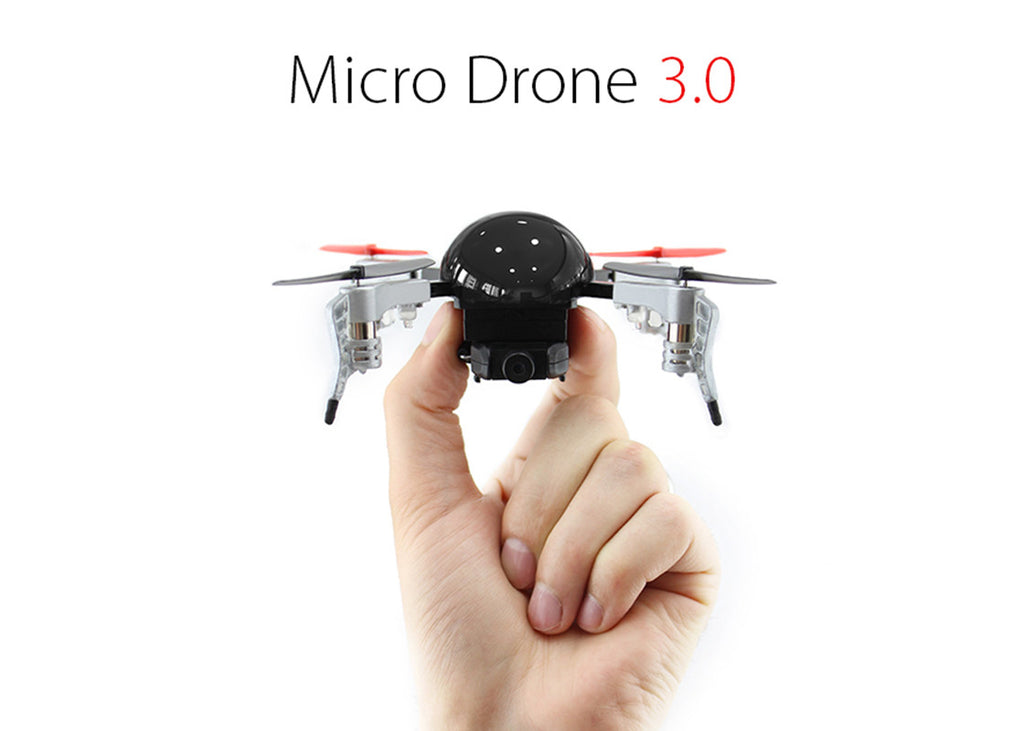 We're giving away an Extreme Fliers Micro Drone 3.0 Combo Pack.