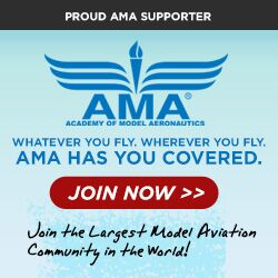 Join the Academy of Model Aeronautics