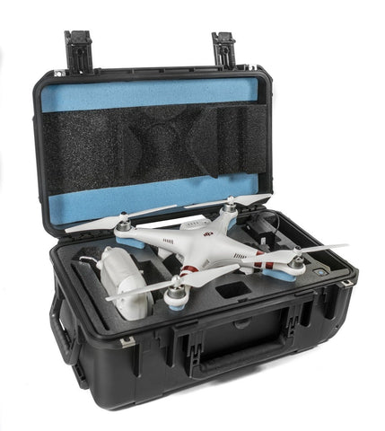 CasePro ELITE DJI Phantom 3 Carry-on Hard Case