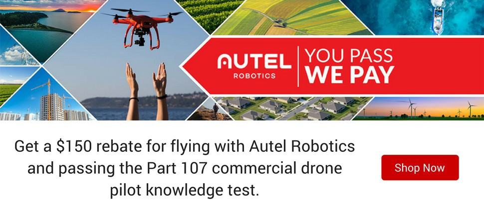 Autel Robotics Part 107 Rebate
