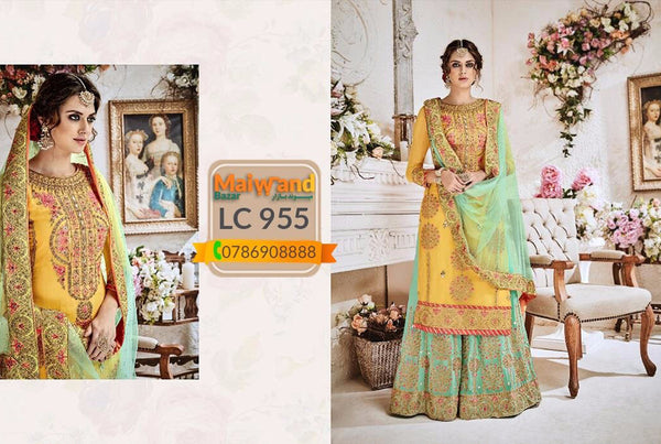 LC955 Shree Georgette dress