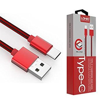 LDNIO LS60 New Arrial Type-C Data Quick Charging USB Cable