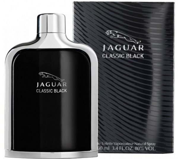 Classic Black by Jaguar for Men