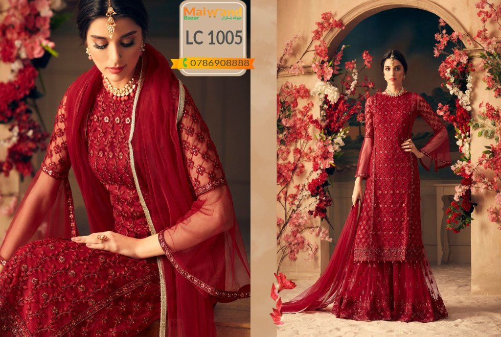LC1005 Glamour Indian Dress