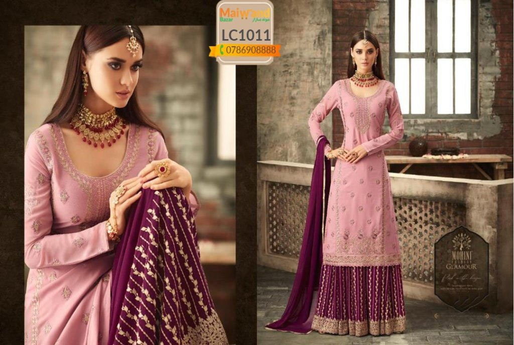 LC1011 Glamour Indian Dress