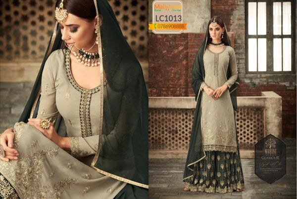 LC1013 Glamour Indian Dress