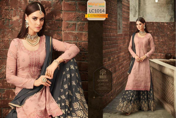 LC1014 Glamour Indian Dress