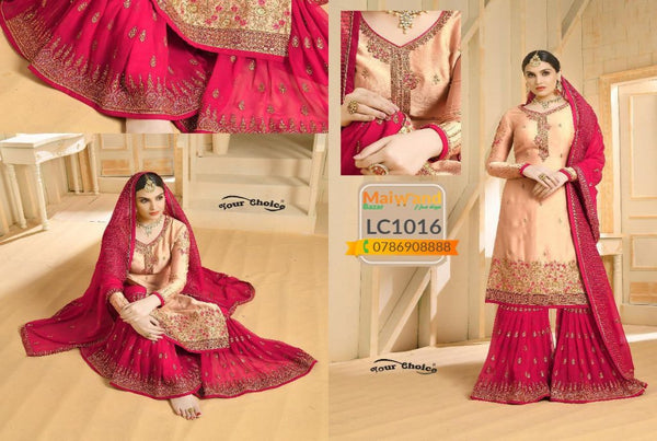 LC1016 Your Choice Sharara