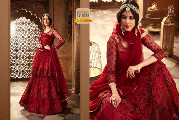 LC1045 Glamour Indian Dress