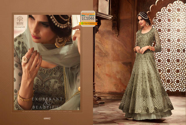 LC1046 Glamour Indian Dress