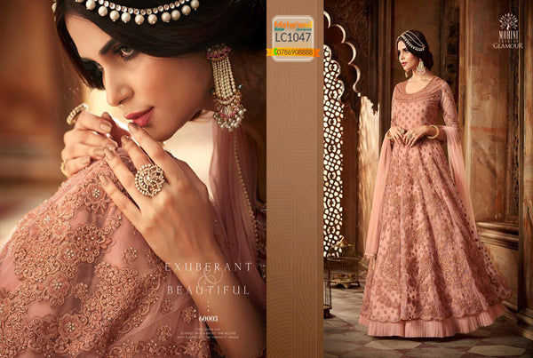 LC1047 Glamour Indian Dress