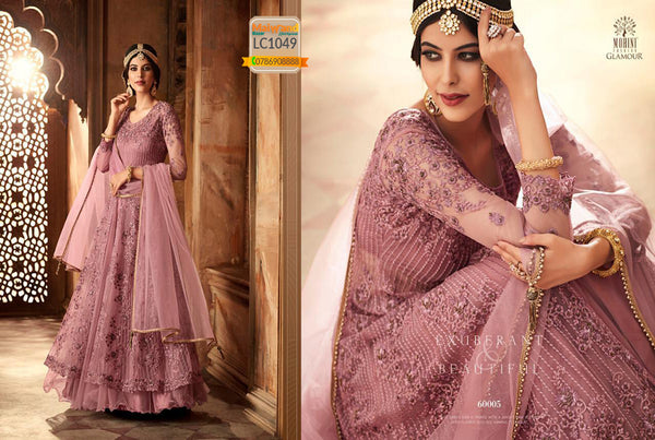 LC1049 Glamour Indian Dress