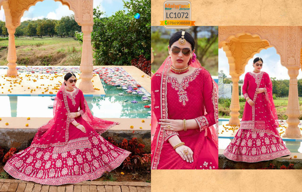 LC1072 Your Choice Lehenga