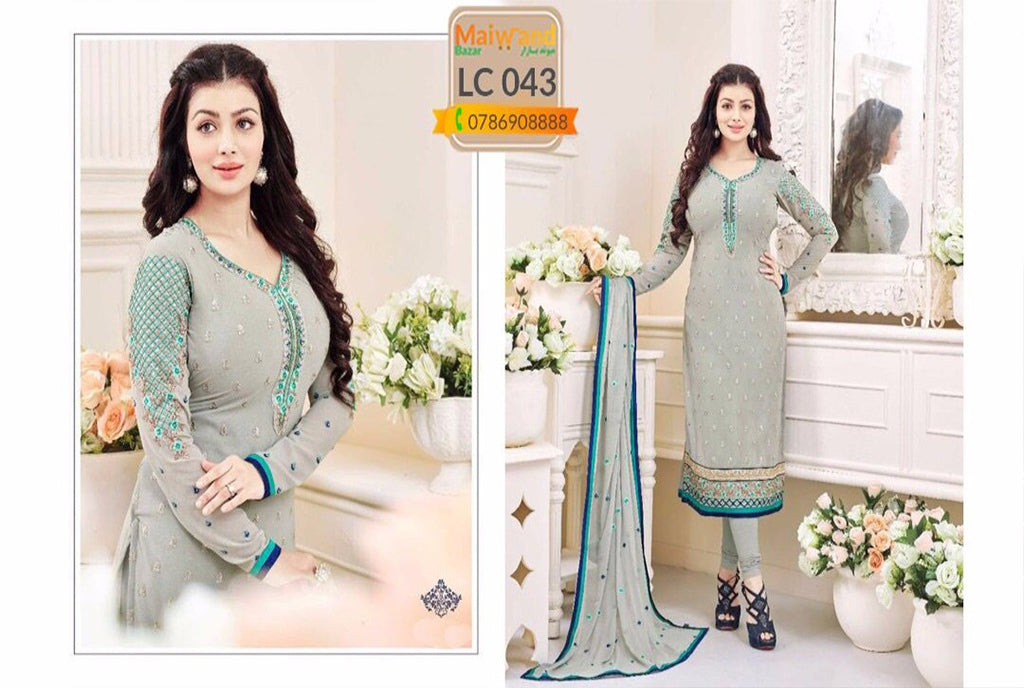 LC043 Hindi Georgette Salwar Suit