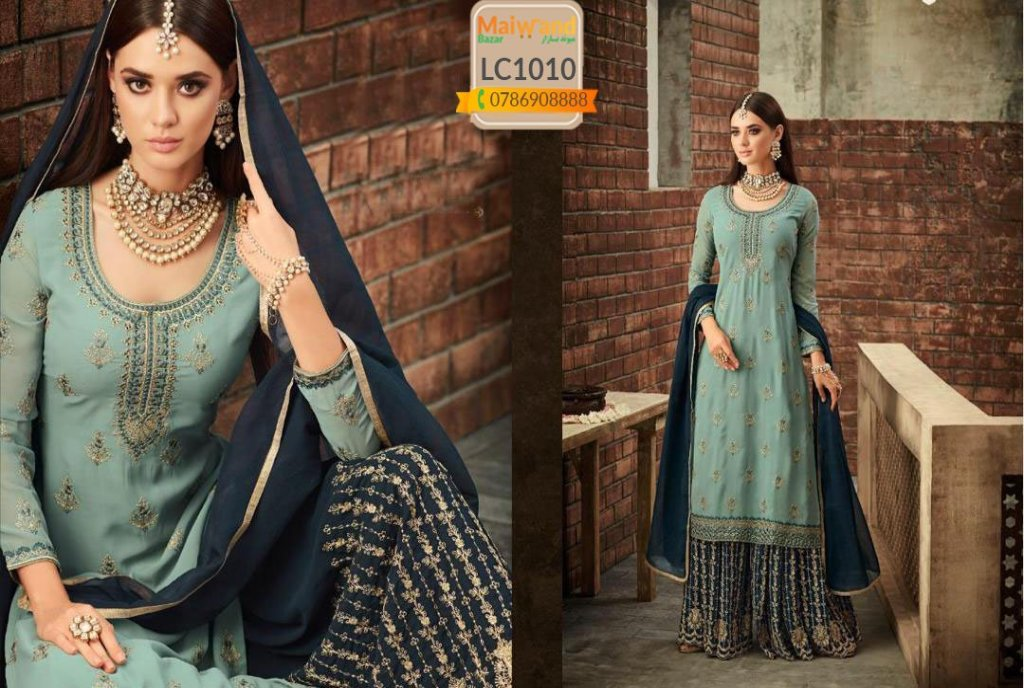 LC1010 Glamour Indian Dress
